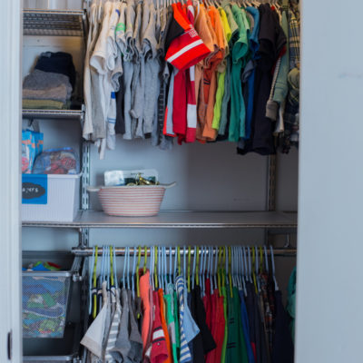 Organizing A Shared Kid's Room