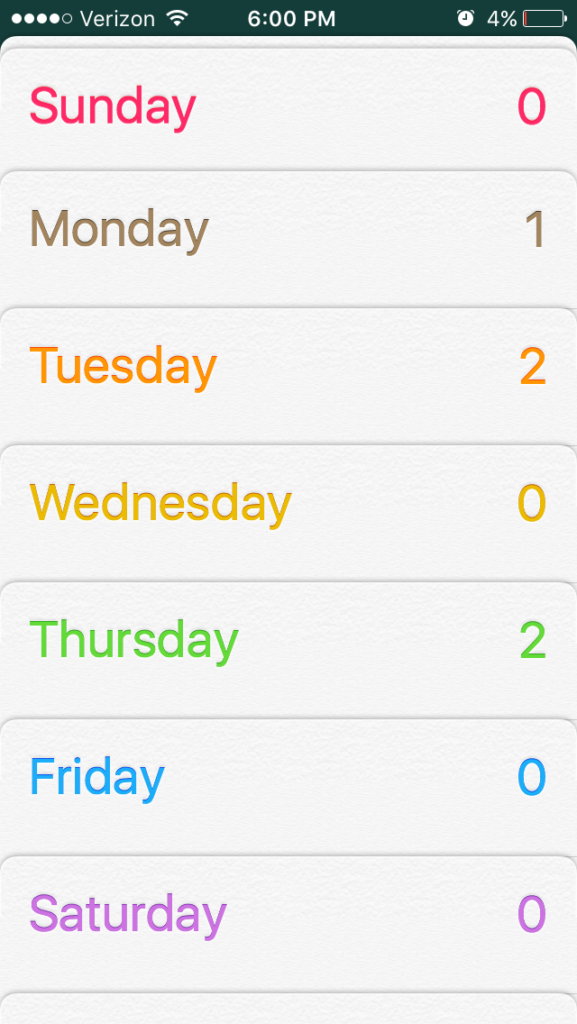 creating-a-to-do-list-for-upcoming-week-using-iphone