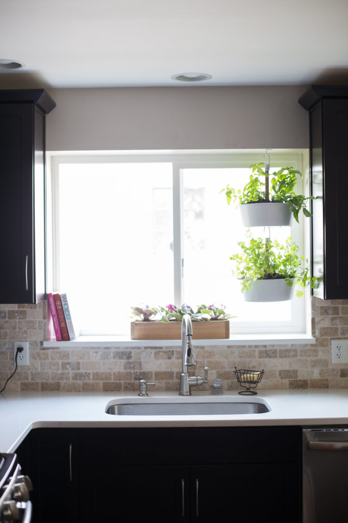Start your week off with a clean kitchen to prepare for a successful and organized week