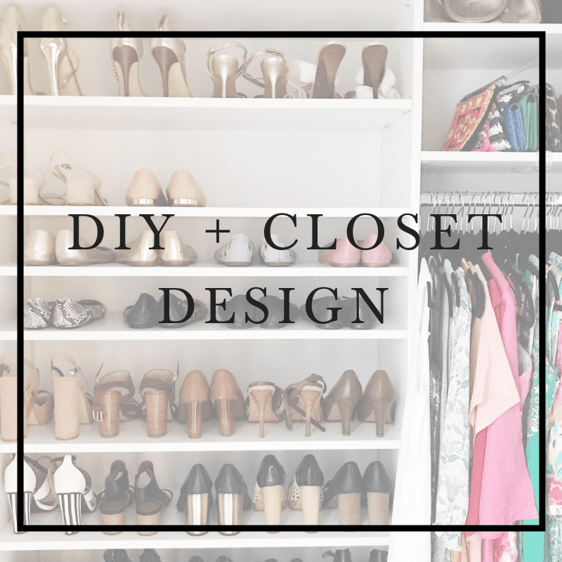 sc 1 st  Simplify In Style & DIY + Closet Plans - Simplify In Style